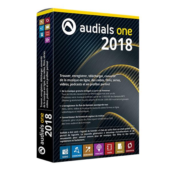AudialsOne 2018