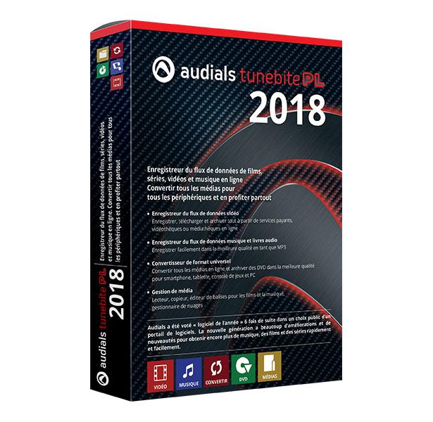 Audials Tunebite2018 Platinum