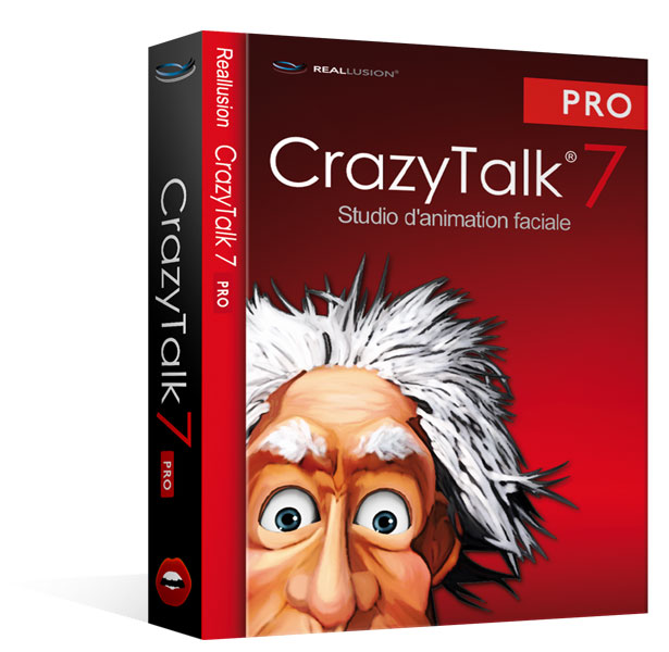 CrazyTalk 7 Professional - Version Windows