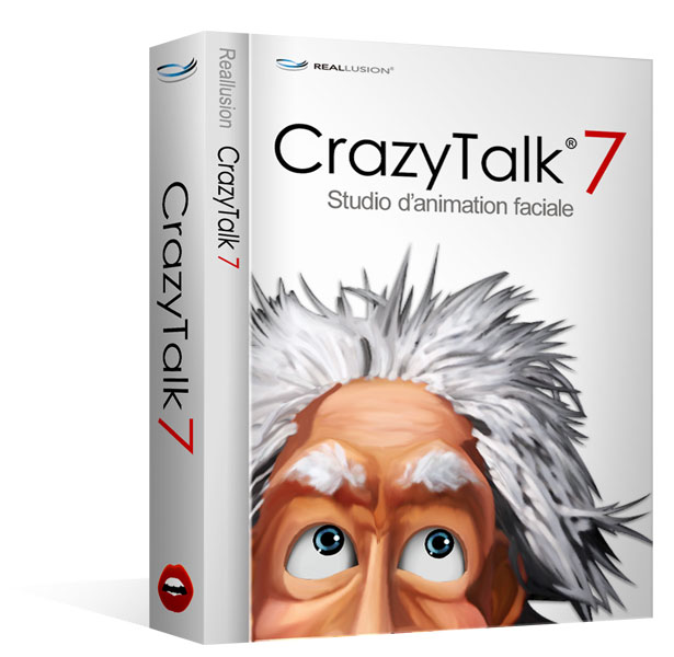 CrazyTalk 7 - Version Windows