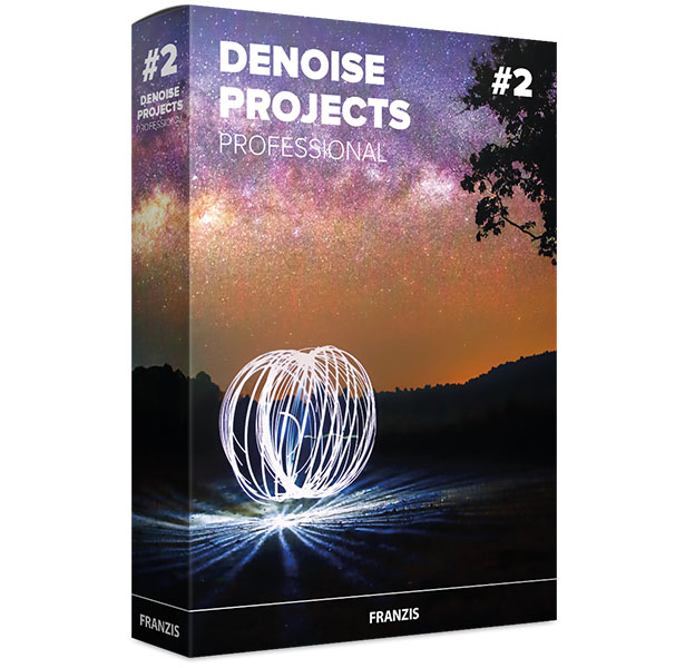 DeNoise Projects Professional 2 for Mac