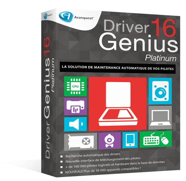 Driver Genius16 Platinum