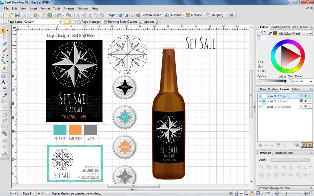Das umfangreiche Grafikdesign-Studio für die Umsetzung Ihre kreativen Ideen