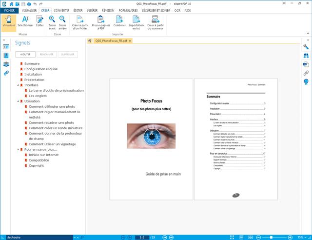 La solution optimale pour convertir, créer et personnaliser vos PDF !
