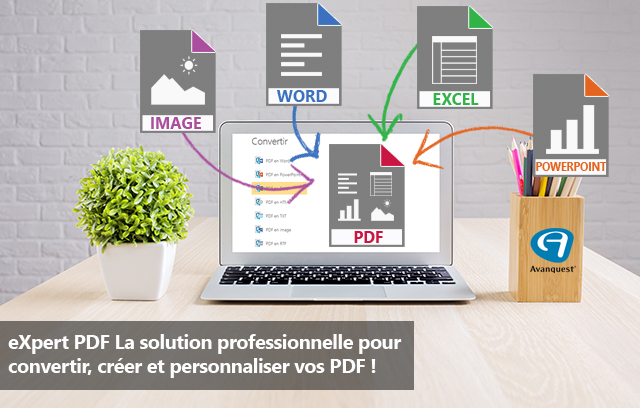 programme pour convertir en pdf