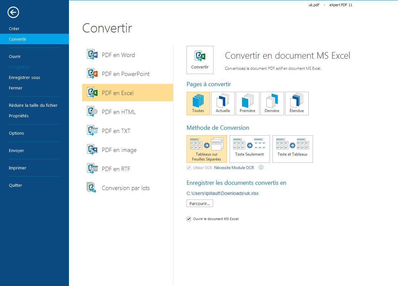 Créez et convertissez facilement vos PDF !