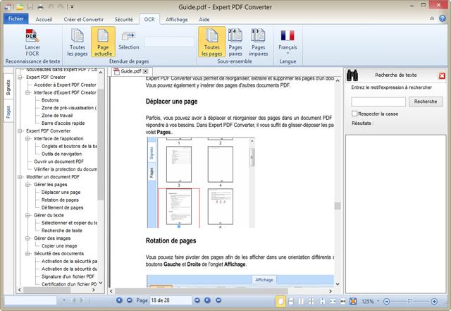 Nouvelle version pour convertir facilement vos PDF !