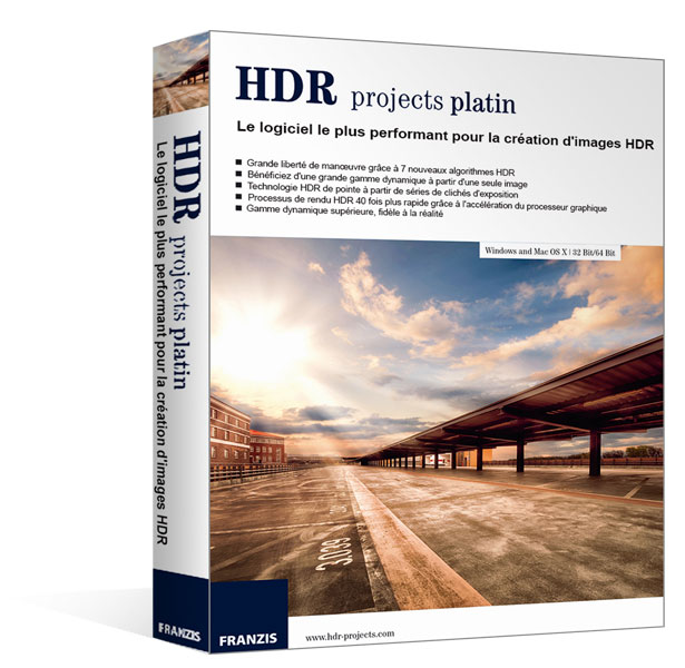 HDR Projects Platin Mac