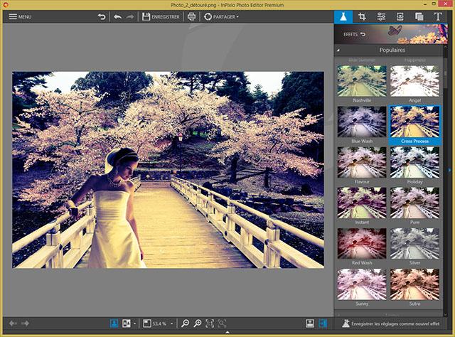 Des ciseaux numériques pour vos photos