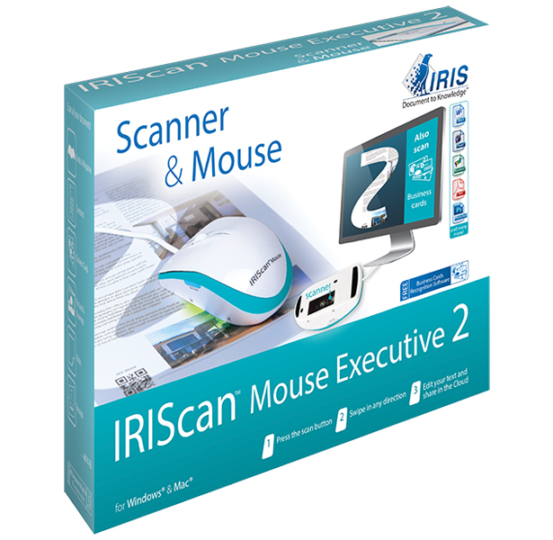 IRIScan™ Mouse - Executive