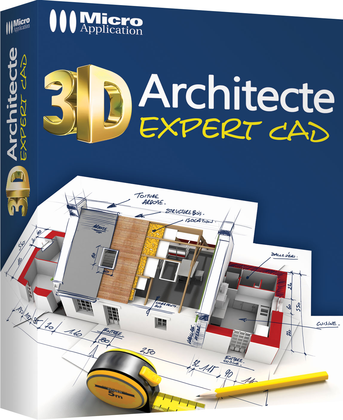 3d architecte pro cad for 3d architecte expert