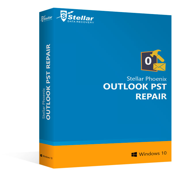 Stellar Phoenix Outlook PST Repair 6