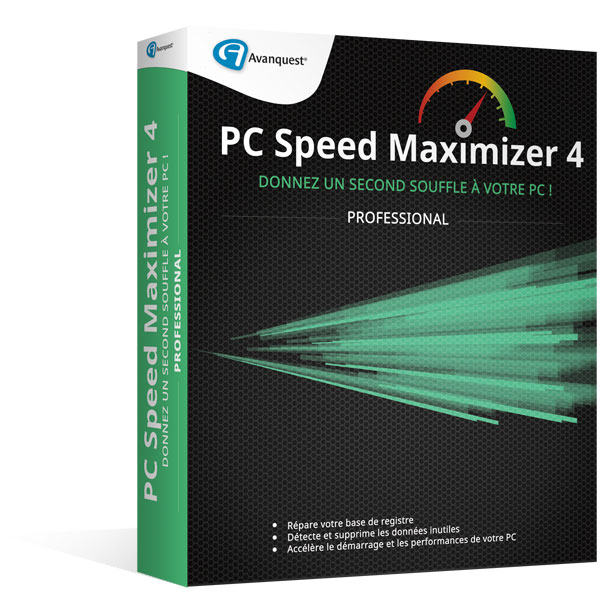 PC Speed Maximizer 4 Professional