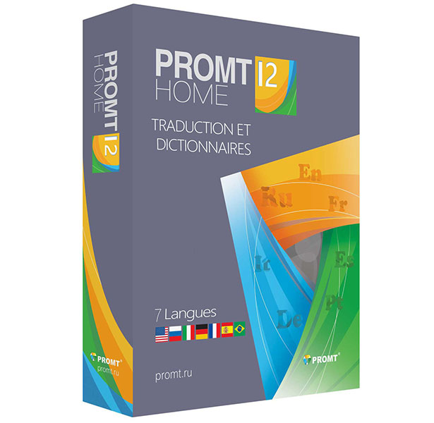 Promt Home 12 Multilingue