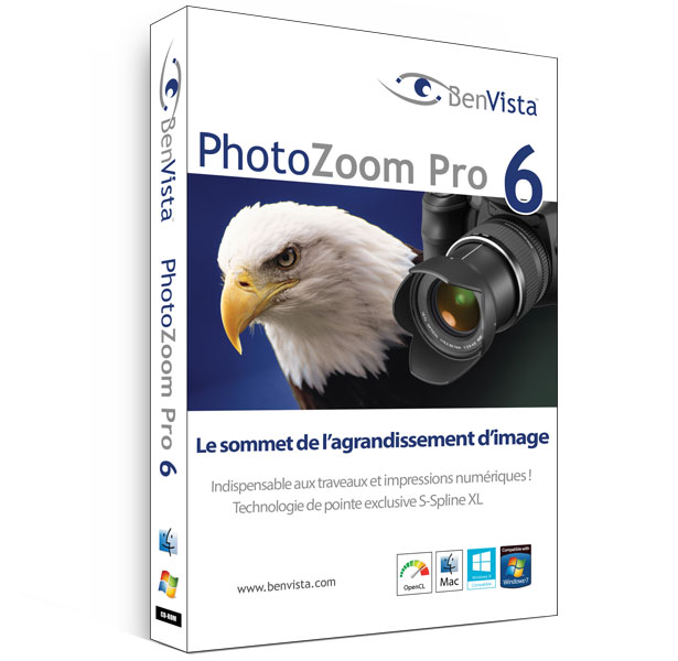 PhotoZoom Pro 6 Pour Windows