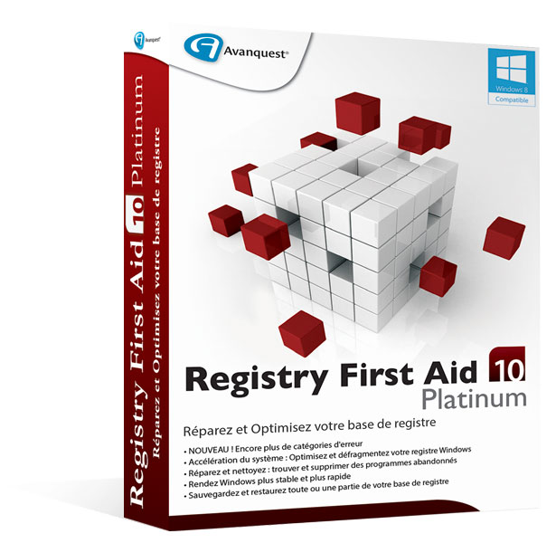 Registry First Aid Platinum 10
