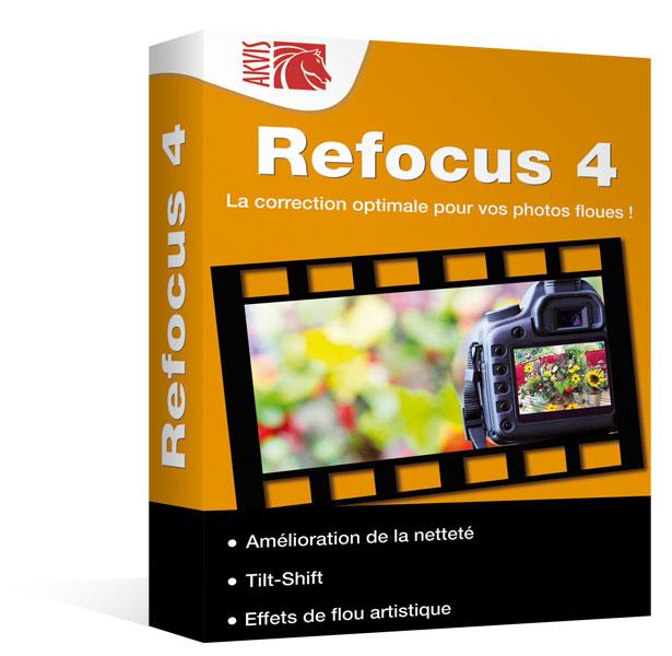 Refocus 4 pour Mac