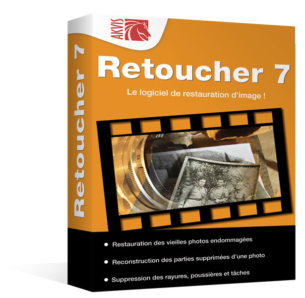 Retoucher 7 Home