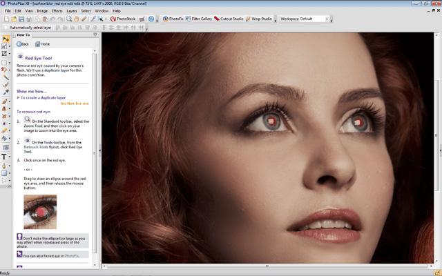 Le logiciel de retouche photo tout-en-un