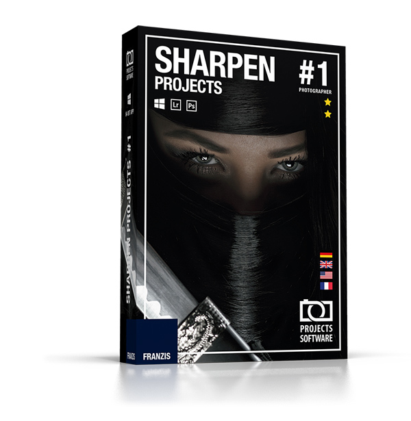 Sharpen projects Photographer for Mac