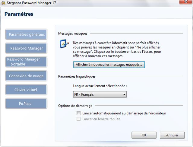 Le gestionnaire de mots de passe simple et efficace !