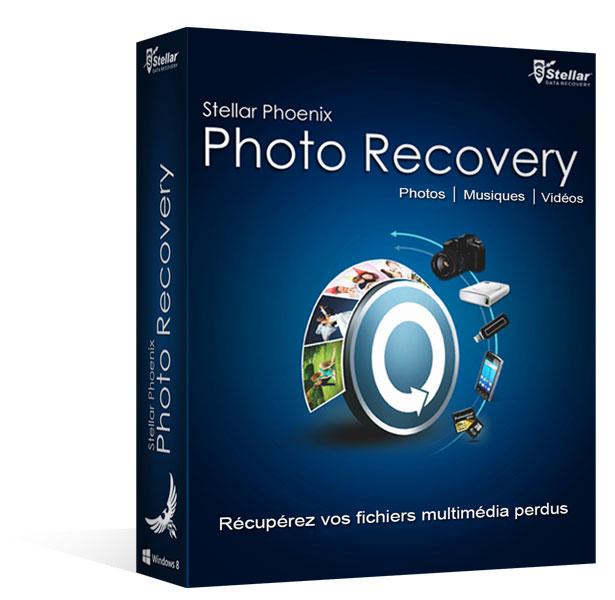 Stellar Phoenix Photo Recovery 6pour Windows