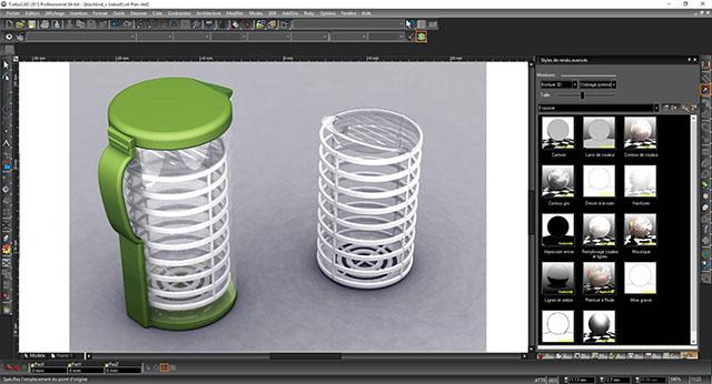 Conception, Architecture 3D, dessin technique, modélisation...le CAD de haut vol !
