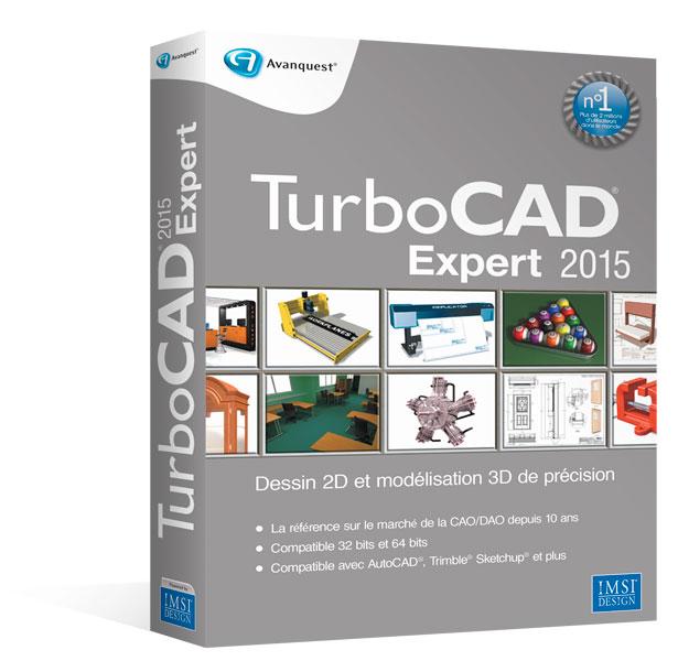 TurboCAD 2015 Expert