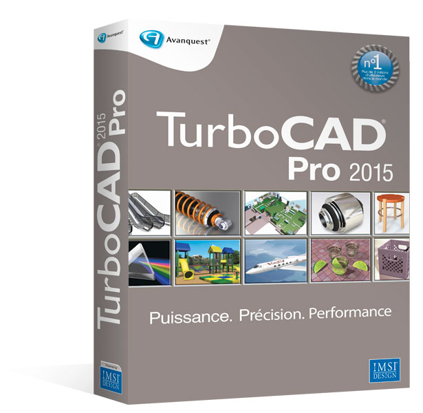 TurboCAD 2015 Professional
