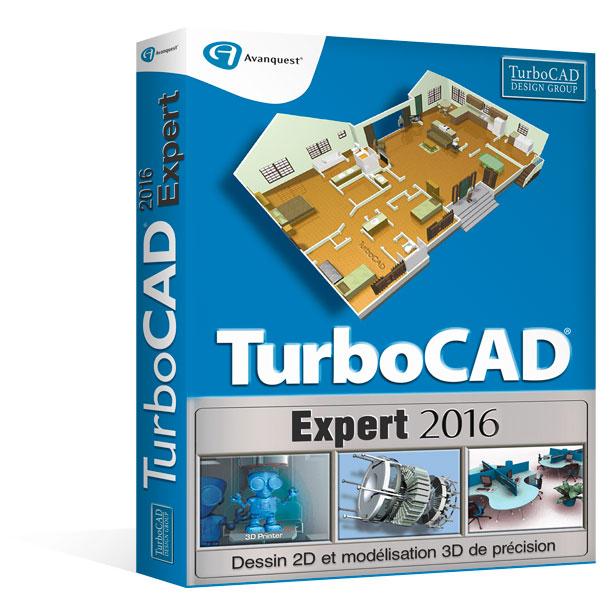 TurboCAD 2016 Expert
