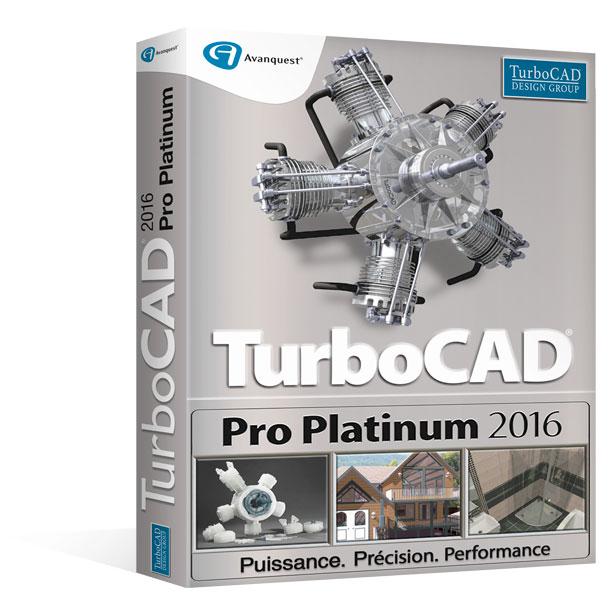 TurboCAD 2016 Pro Platinum