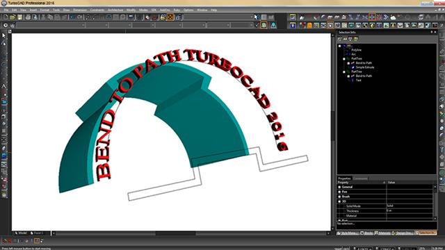La solution la plus complète : conception,documentation, dessin technique, mécanique, modélisation 2D/3D...