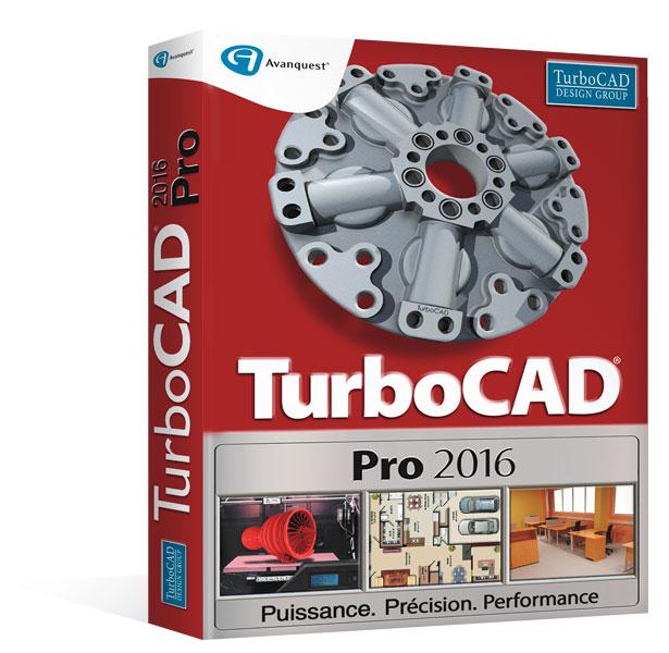 TurboCAD 2016 Professional
