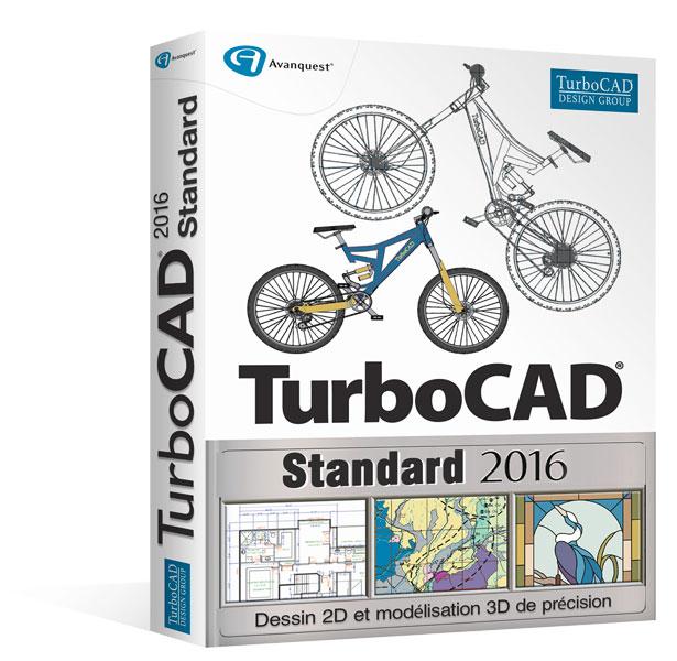 TurboCAD 2016 Standard