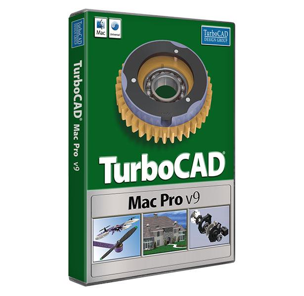 TurboCAD PRO V9 Mac