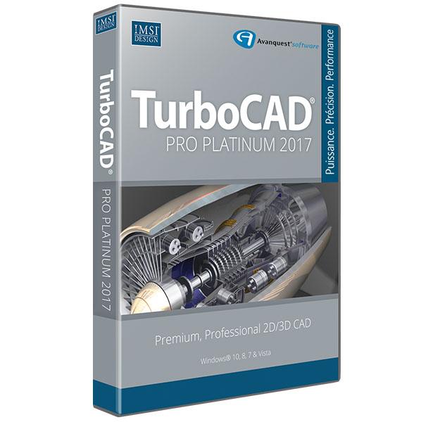 TurboCAD 2017 Pro Platinum