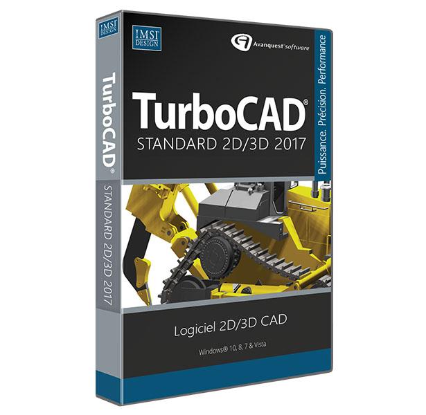 TurboCAD 2017 Standard
