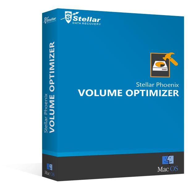 Stellar Volume Optimizer Mac
