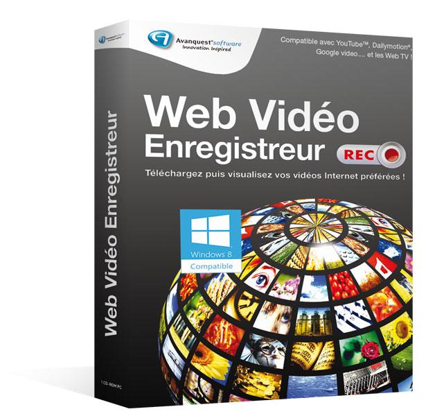 Web Vidéo Enregistreur 3.4