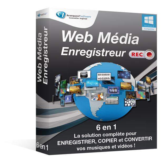 Web Média Enregistreur