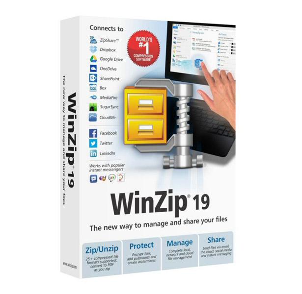 WinZip 19
