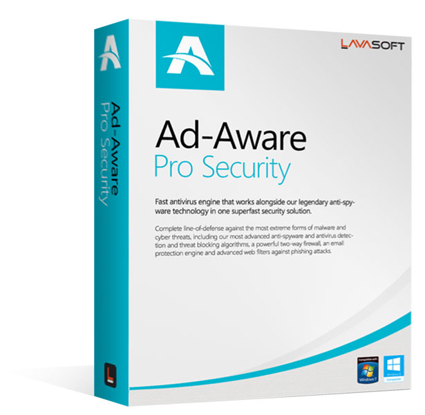 Ad-Aware Professional Security