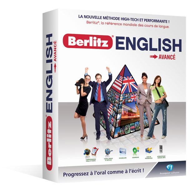 Berlitz Anglais - Niveau Avancé