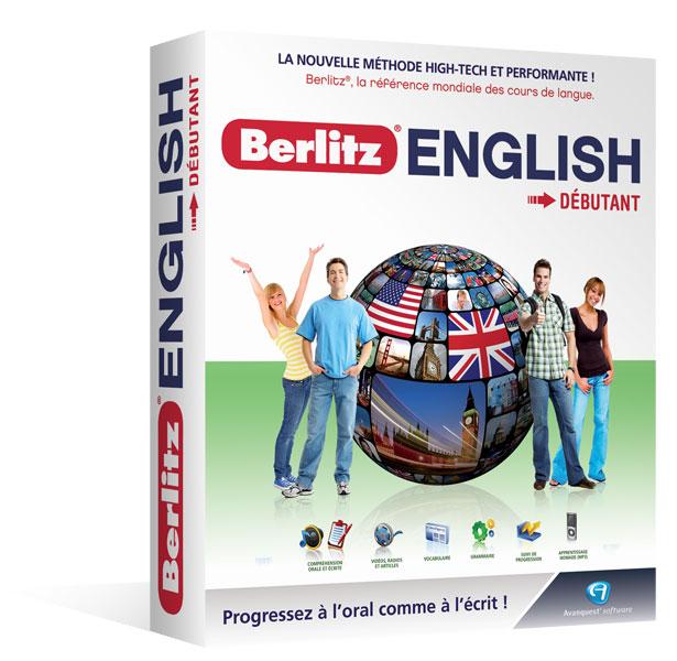 Berlitz Anglais - Niveau Débutant