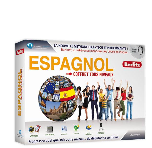 Berlitz Espagnol - Tous Niveaux