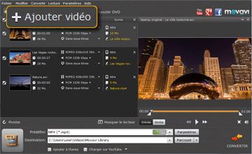 La conversion vidéo puissante et ultra-rapide !