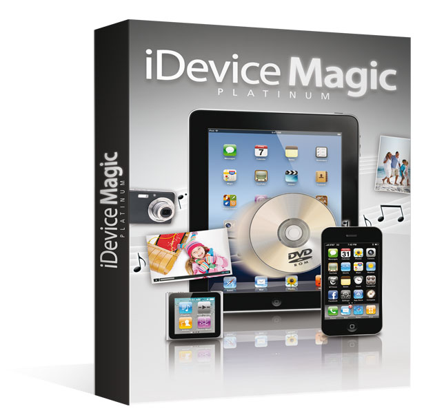 iDevice Magic Platinum für Mac®