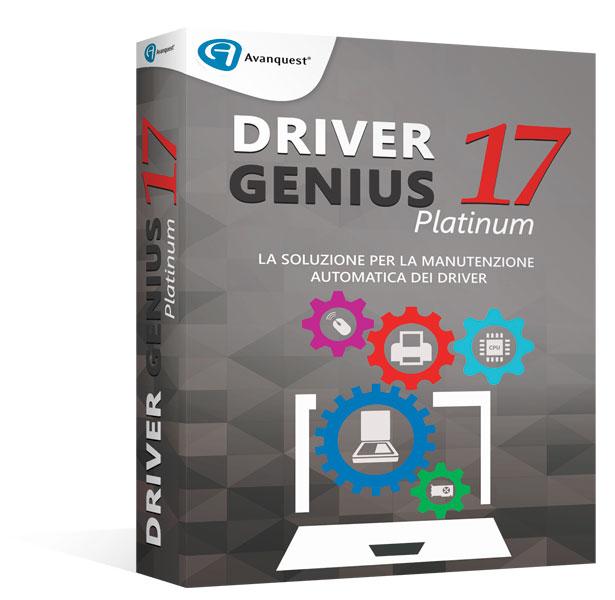 Driver Genius17 Platinum