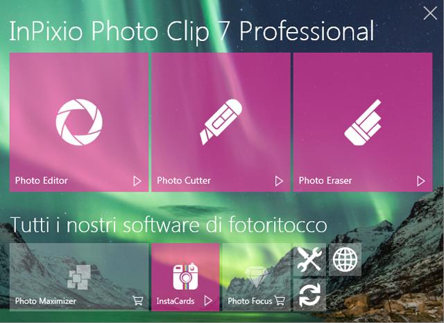 Forbici digitali per foto perfette