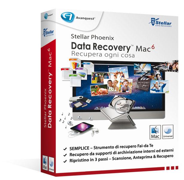 Stellar Phoenix Macintosh Data Recovery 6